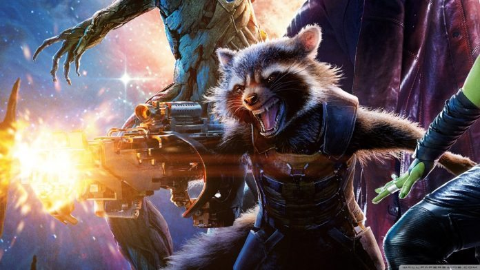 Rocket Raccoon DISNEY+ Cinematographe.it