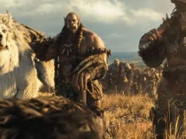 warcraft 2, cinematographe