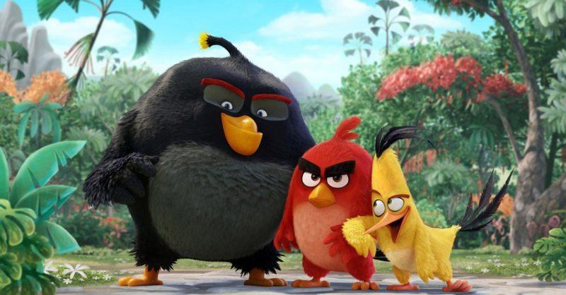 I 10 migliori cartoni animati del 2016 - Angry Birds - Il Film