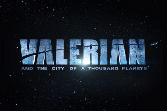 Valerian: Luc Besson annuncia la fine delle riprese con un promo