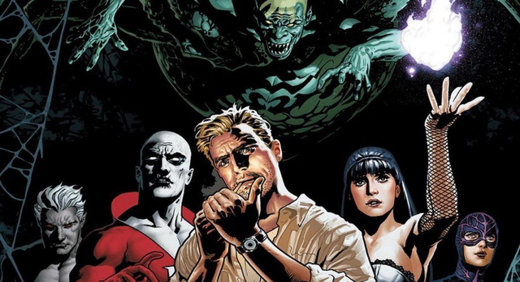 Justice League Dark Cinematographe