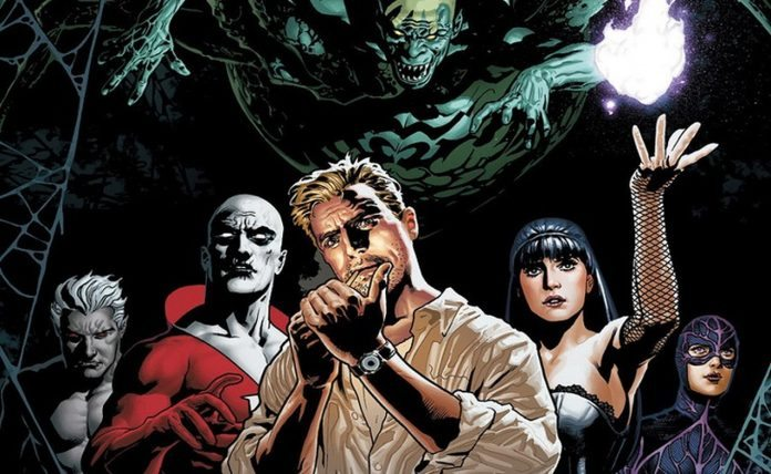 Justice League Dark Cinematographe