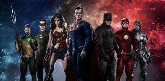 Justice League comic-con 2016