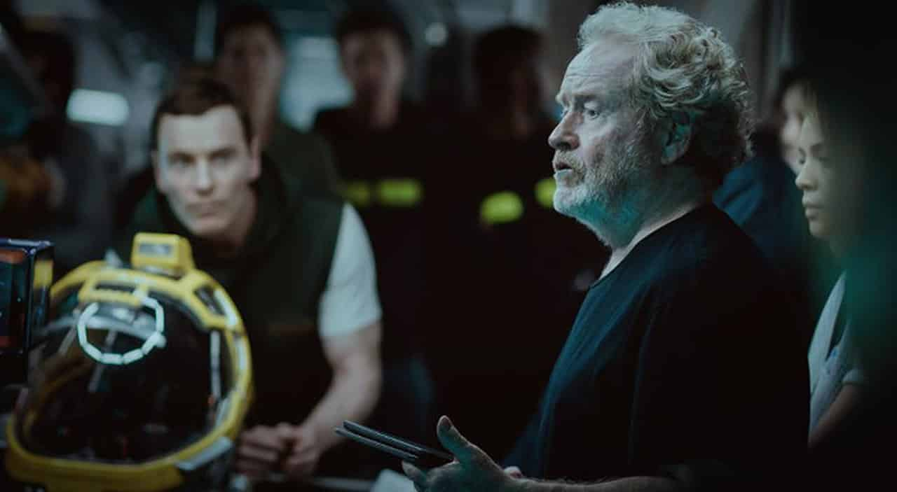 Alien Covenant: James Franco ufficialmente nel cast