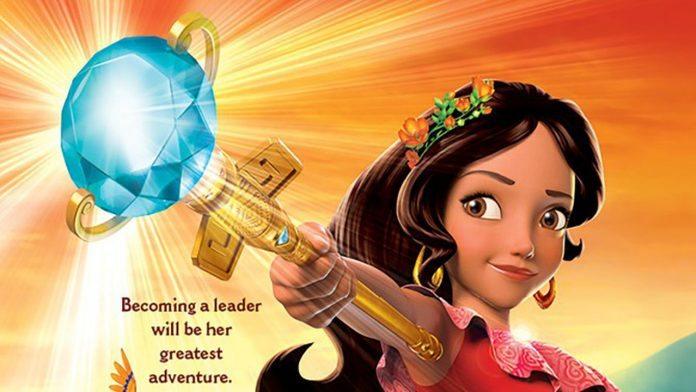 Elena di avalor la nuova principessa disney è latina