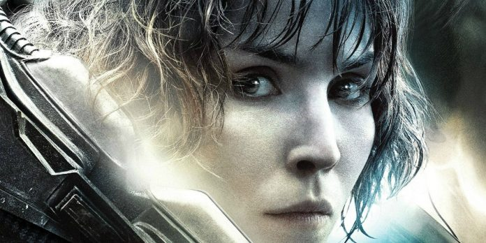 Noomi Rapace alien: covenant