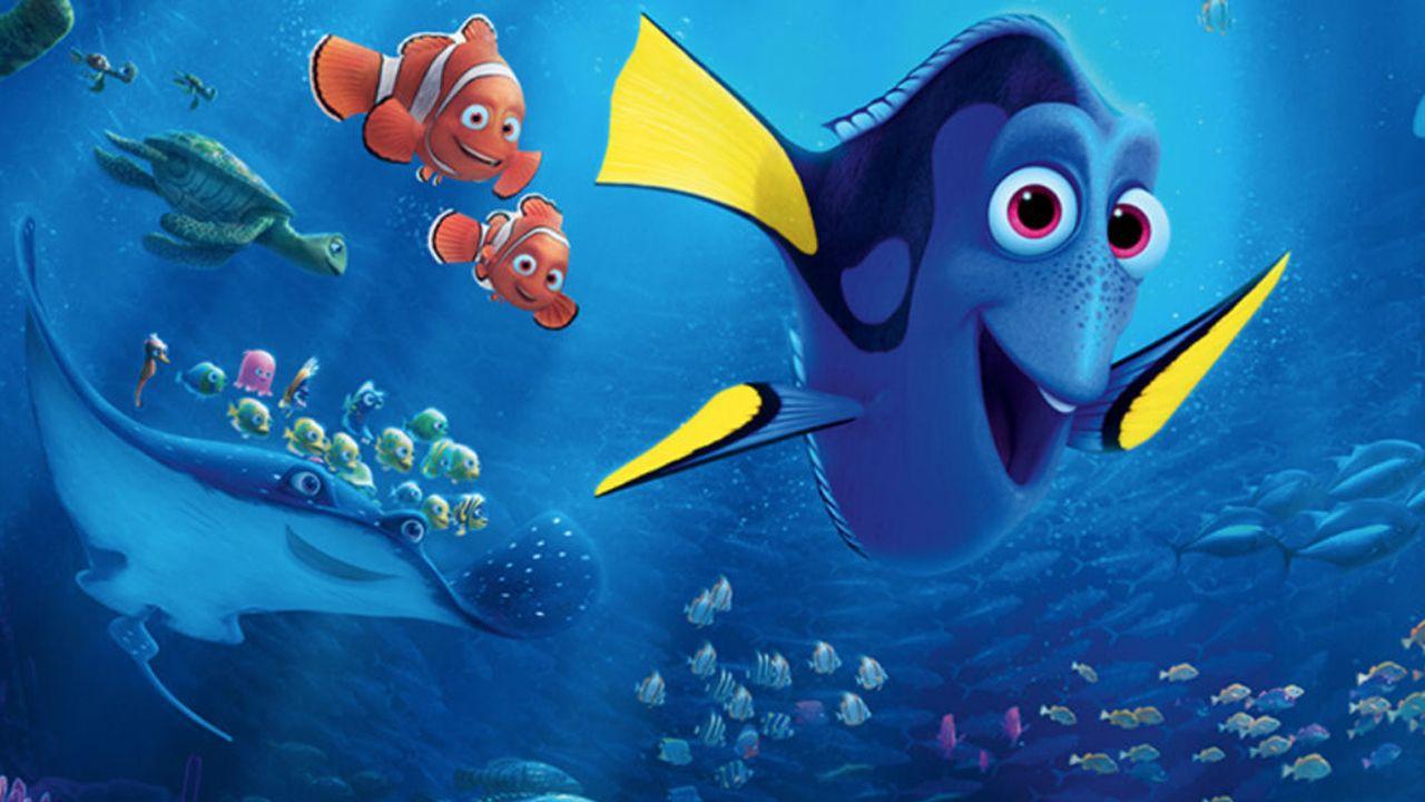 Finding Nemo Disney Walt Disney Movies Fish Animation: Alla Ricerca Di Dory: Recensione Del Film D'animazione