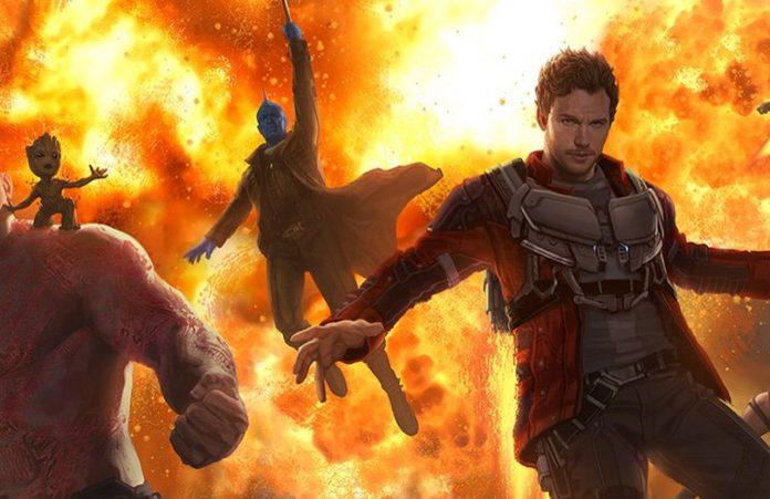 Guardiani della Galassia Vol. 2: il nuovo poster