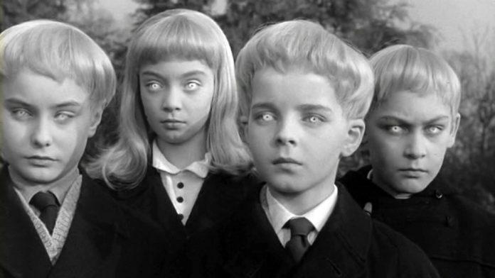 bambini dei film horror e thriller