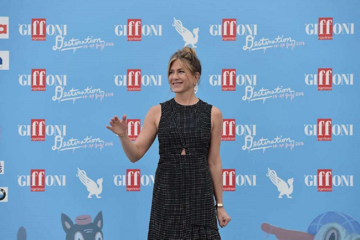 Giffoni, Jennifer Aniston: