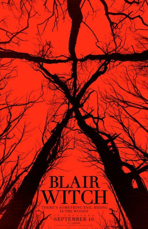 Lionsgate annuncia: The Woods è il sequel di The Blair Witch Project
