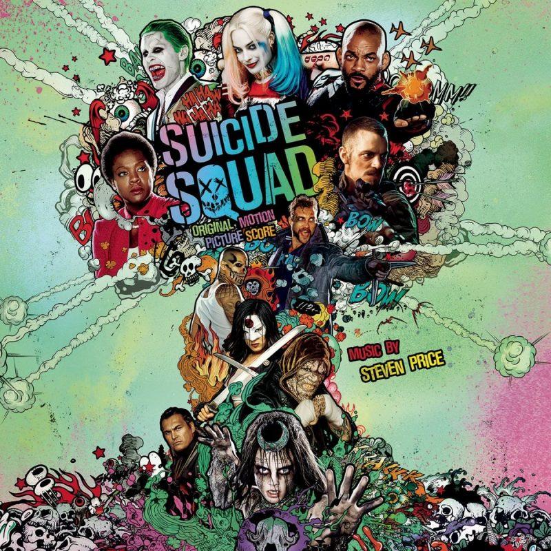 Suicide Squad - rivelata la tracklist ufficiale della soundtrack di Steven Price