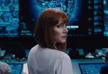 Jurassic World 2: Bryce Dallas Howard ha una grande notizia