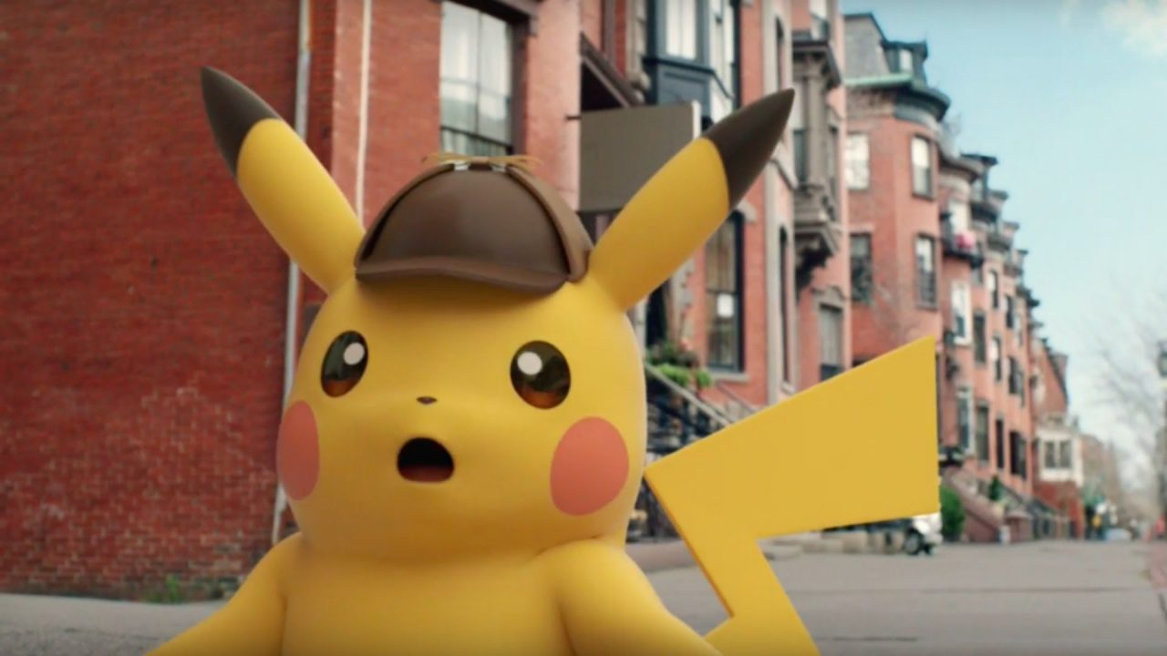 Detective Pikachu in arrivo anche in europa