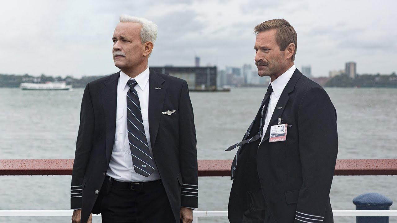 Sully - nuovo trailer del film di Clint Eastwood con Tom Hanks
