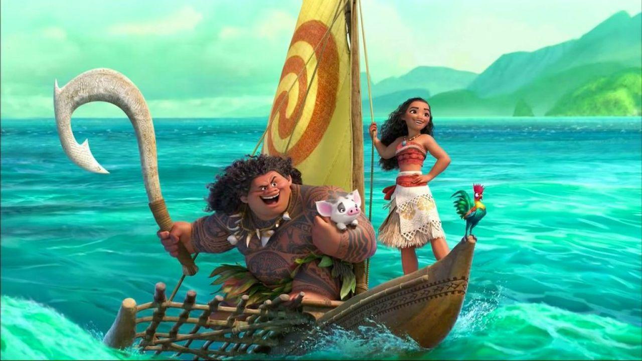 Oceania: The Lava Witch nello sneak peak del prossimo trailer