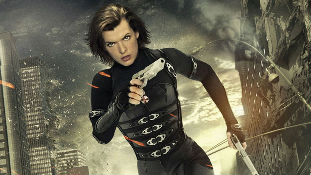Resident Evil The Final Chapter 23: The Final Chapter: Il Trailer Del Film Con