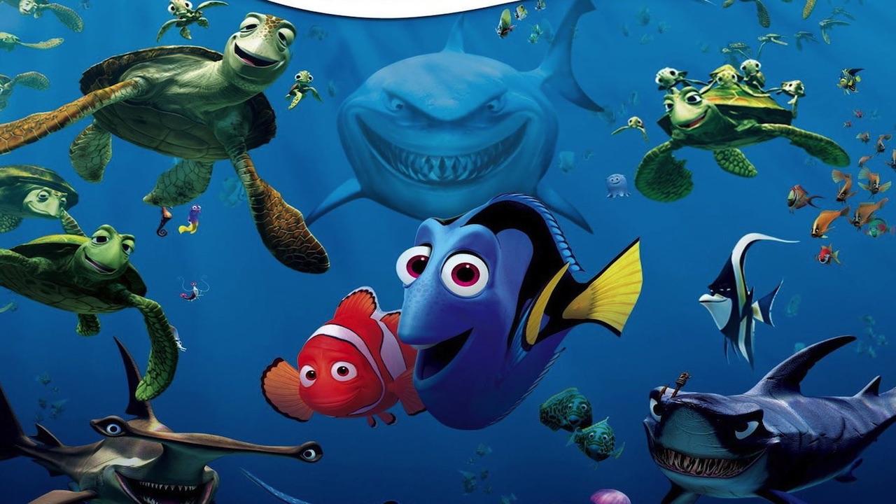 Alla ricerca di nemo recensione del capolavoro disney pixar for Immagini dory