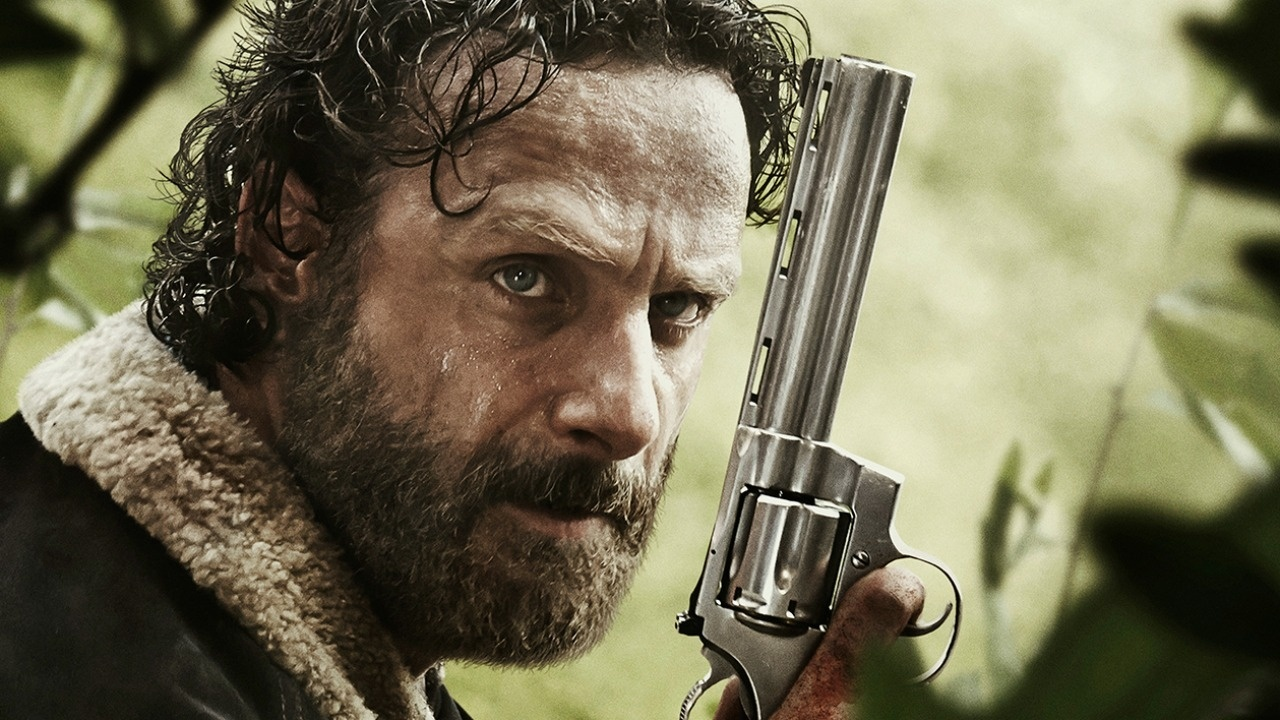 "The Walking Dead Andrew Lincoln: The Walking Dead 7x04: La Preview Di ""Al Tuo Servizio"