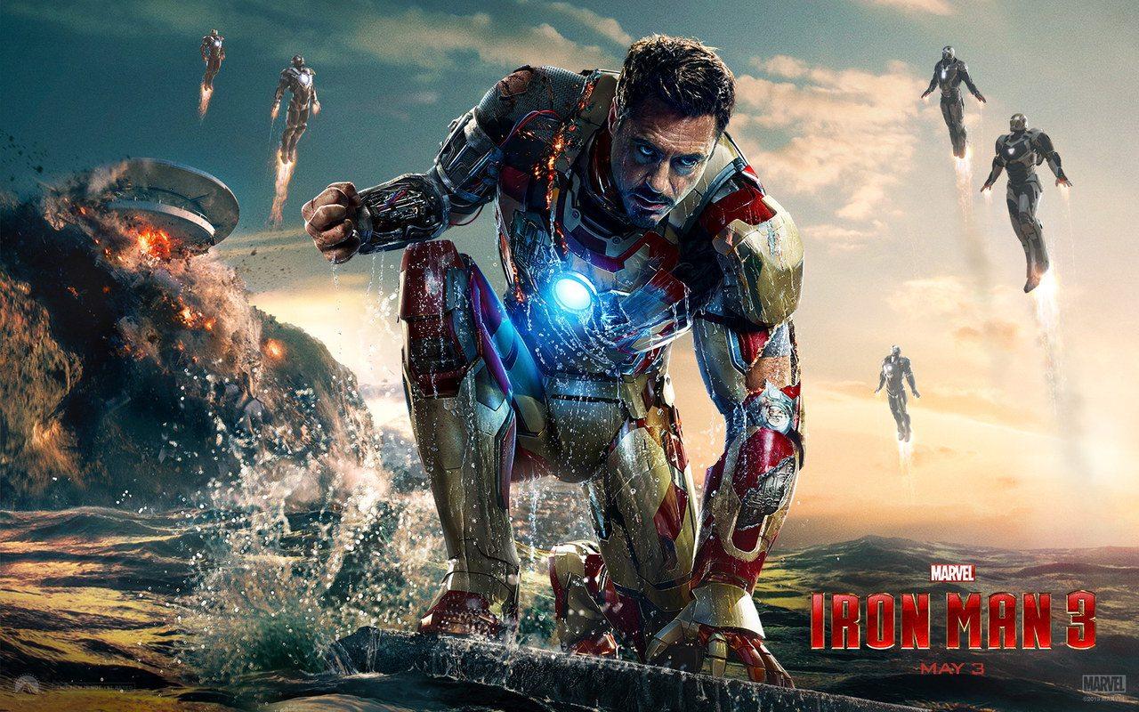 Iron Man 3 slots