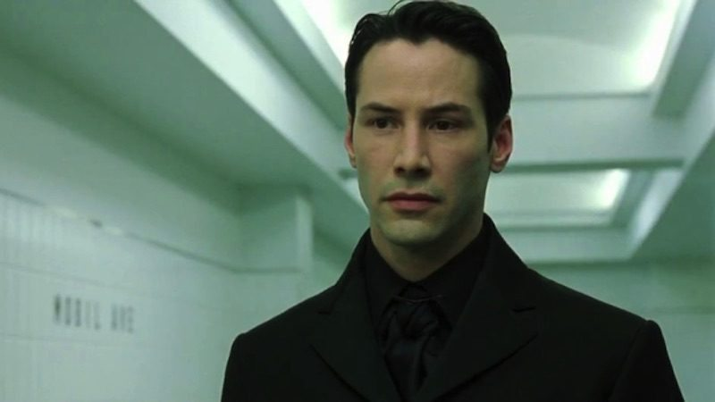 Matrix - Keanu Reeves