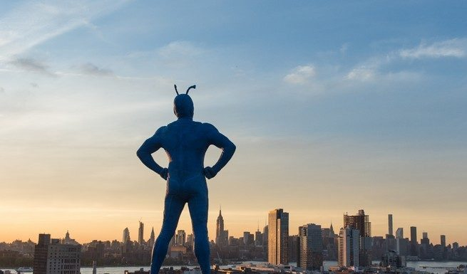 The Tick Amazon Prime Video Cinematographe
