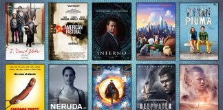 Ottobre al cinema