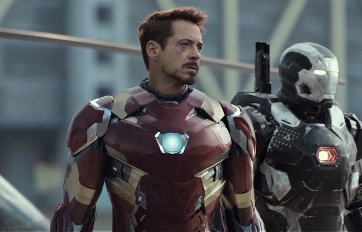 Robert Downey Jr.:
