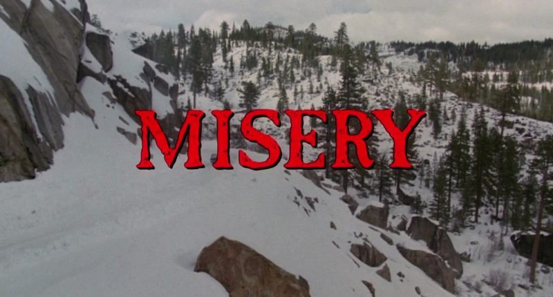 Misery non deve morire poster