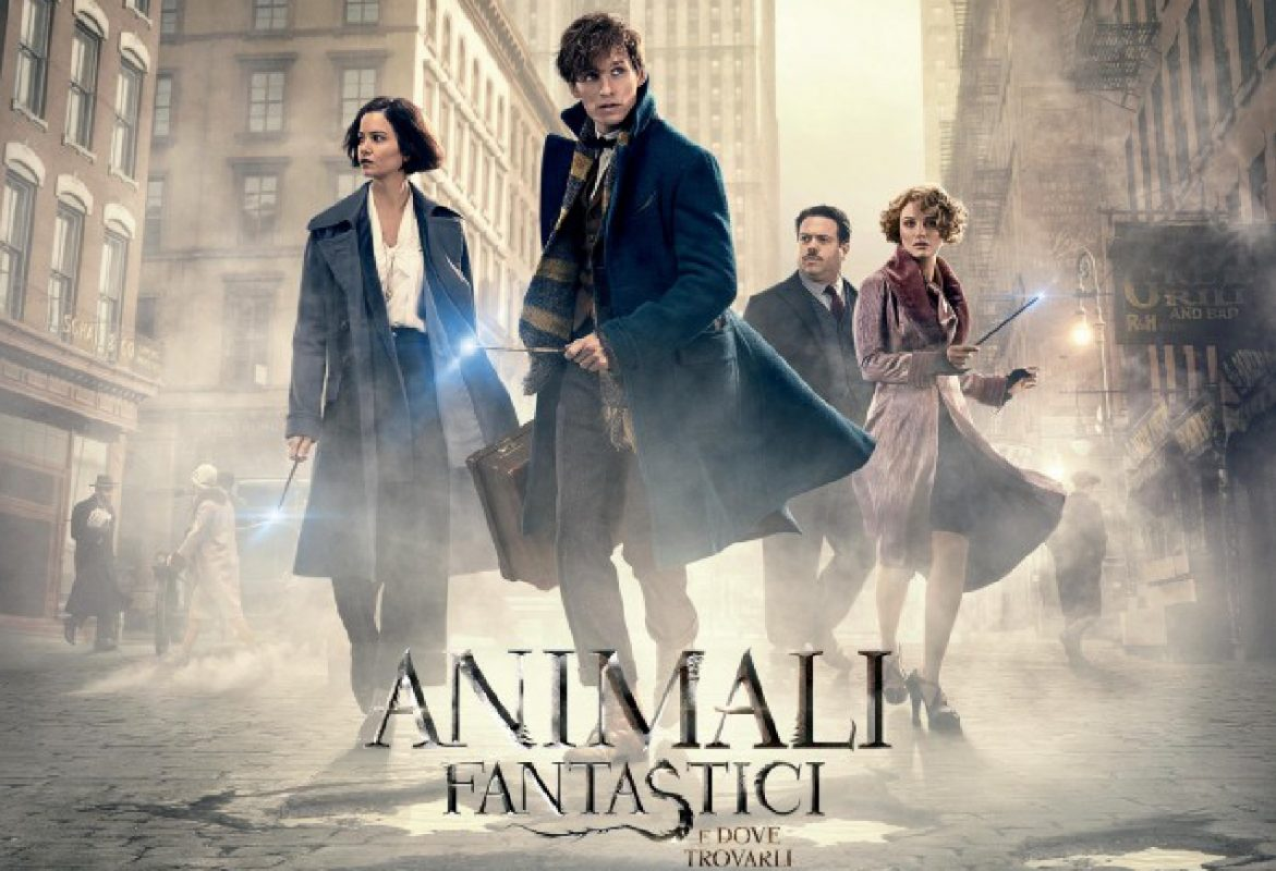 Animali Fantastici e Dove Trovarli - Rivelata la cover