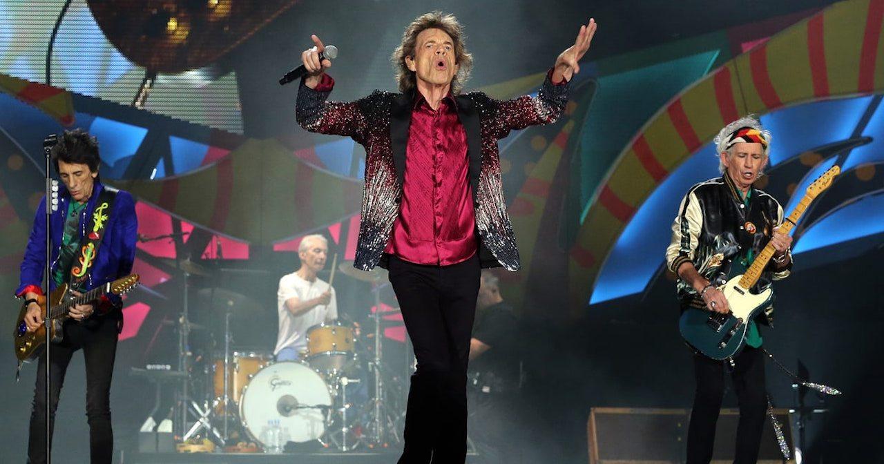 The Rolling Stones: Olé! Olé! Olé!