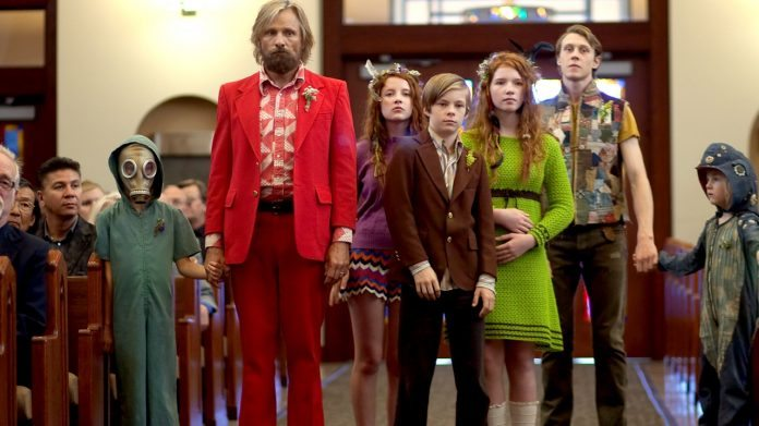 Viggo Mortensen Captain Fantastic - nuovo poster e trailer in italiano