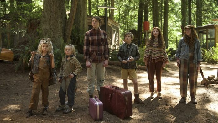 stasera in tv - captain fantastic