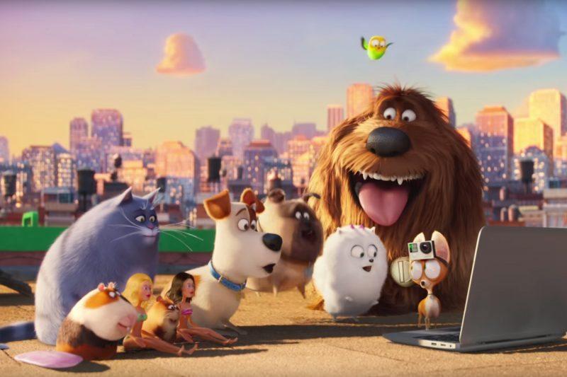 I 10 migliori cartoni animati del 2016 - Film al cinema
