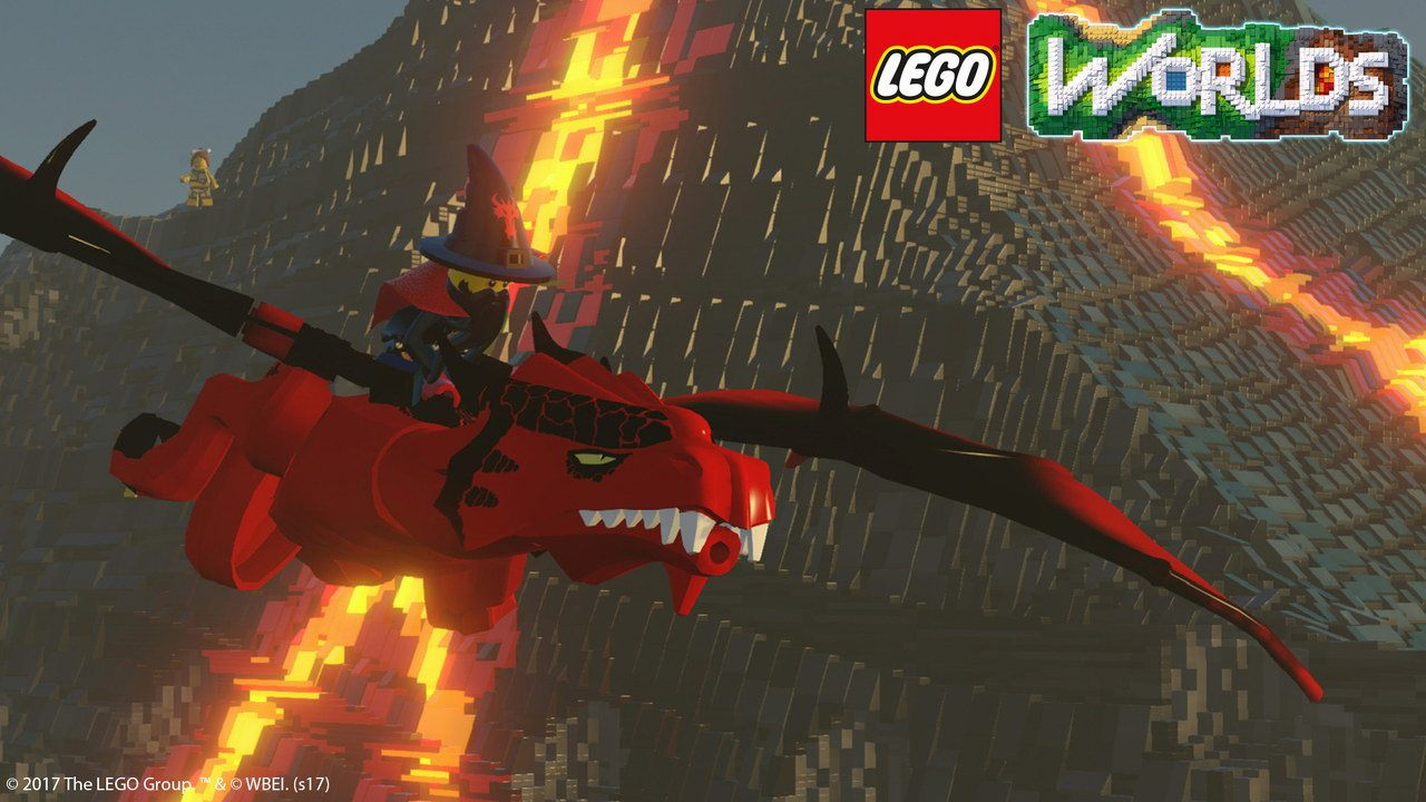 LEGO Worlds arriverà anche per PS4 e Xbox One
