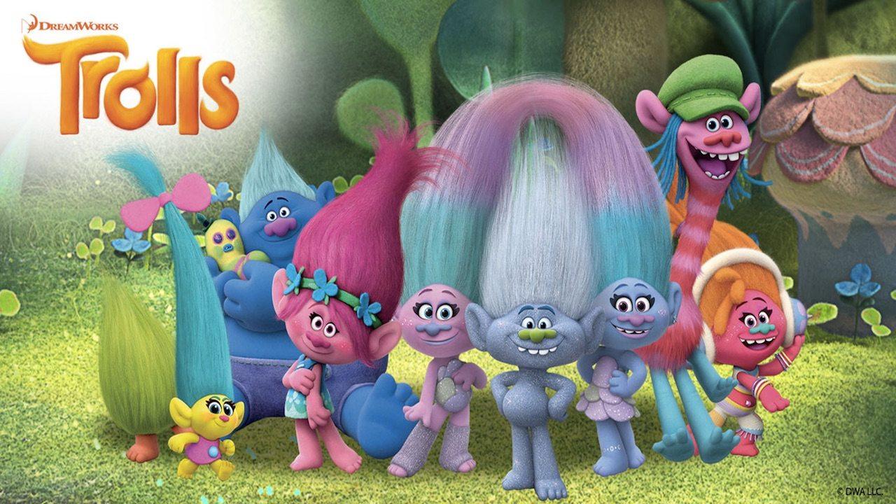 I migliori cartoni animati del da trolls a zootropolis