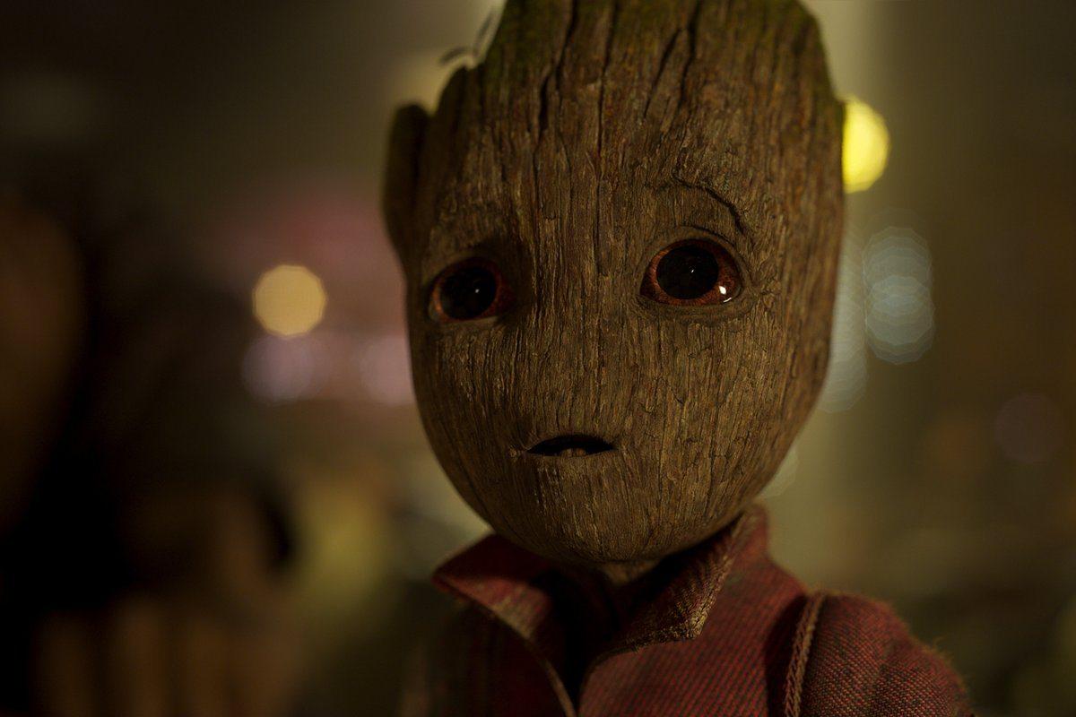Guardiani della Galassia Vol. 2: Pubblicata una nuova foto di Baby Groot