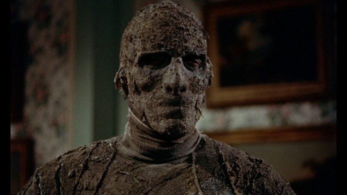 Le 9 mummie più famose della storia del cinema: La mummia 1959