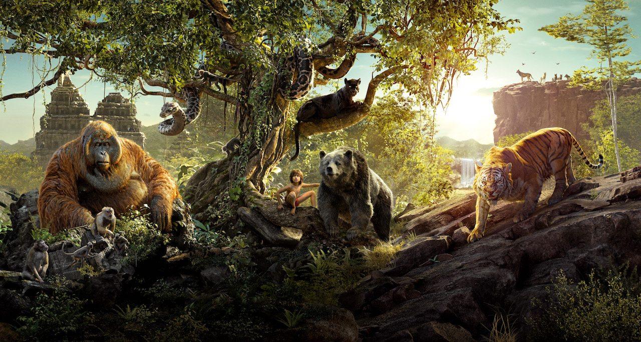 Il libro della giungla u poster museum