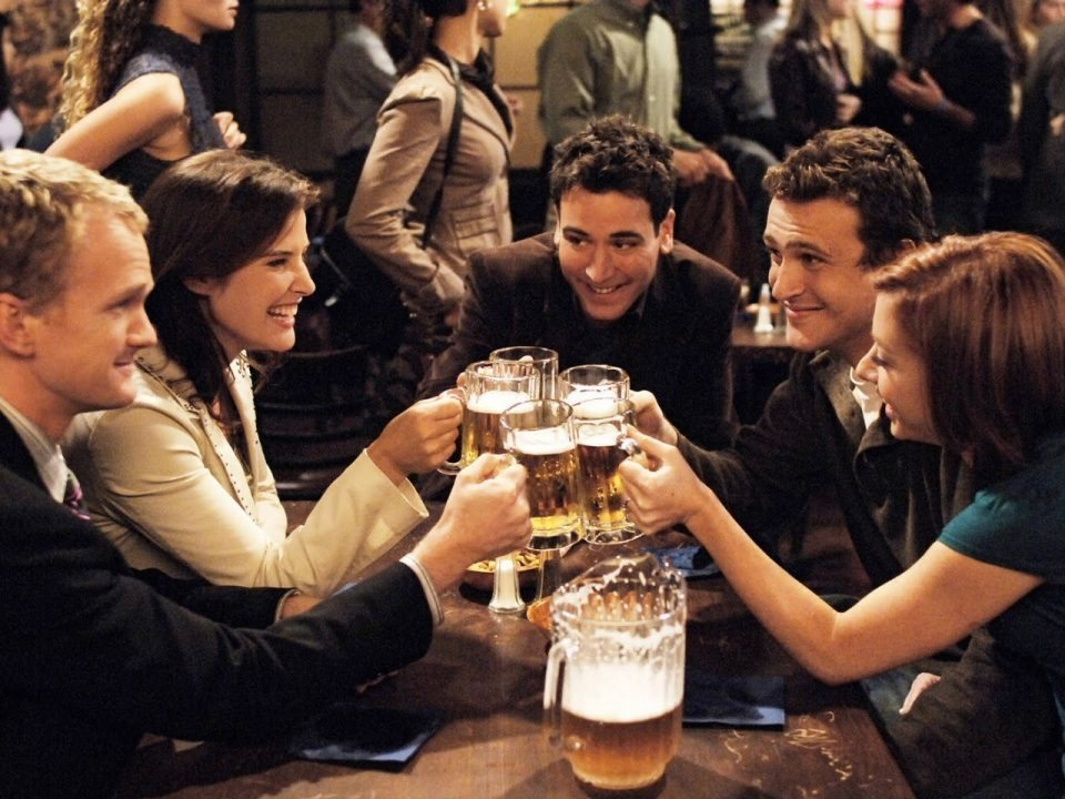 how i met your mother spin-off Cinematographe.it