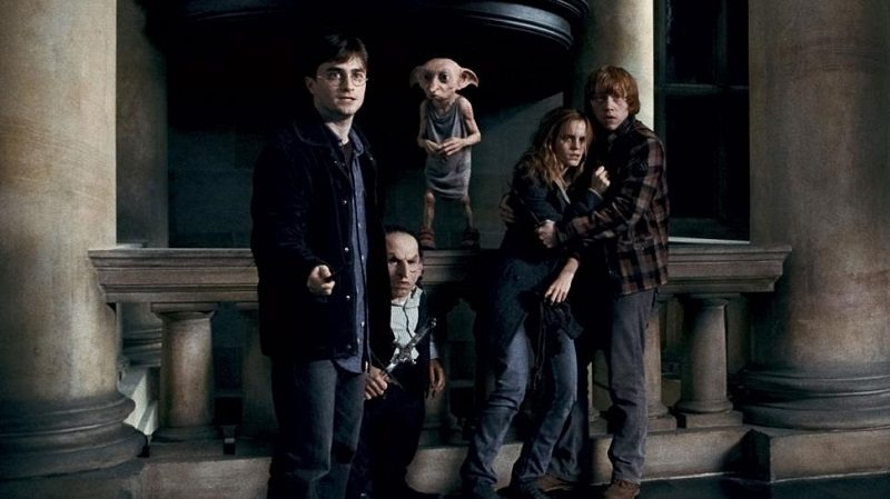 Harry Potter e i Doni della Morte – Parte 1