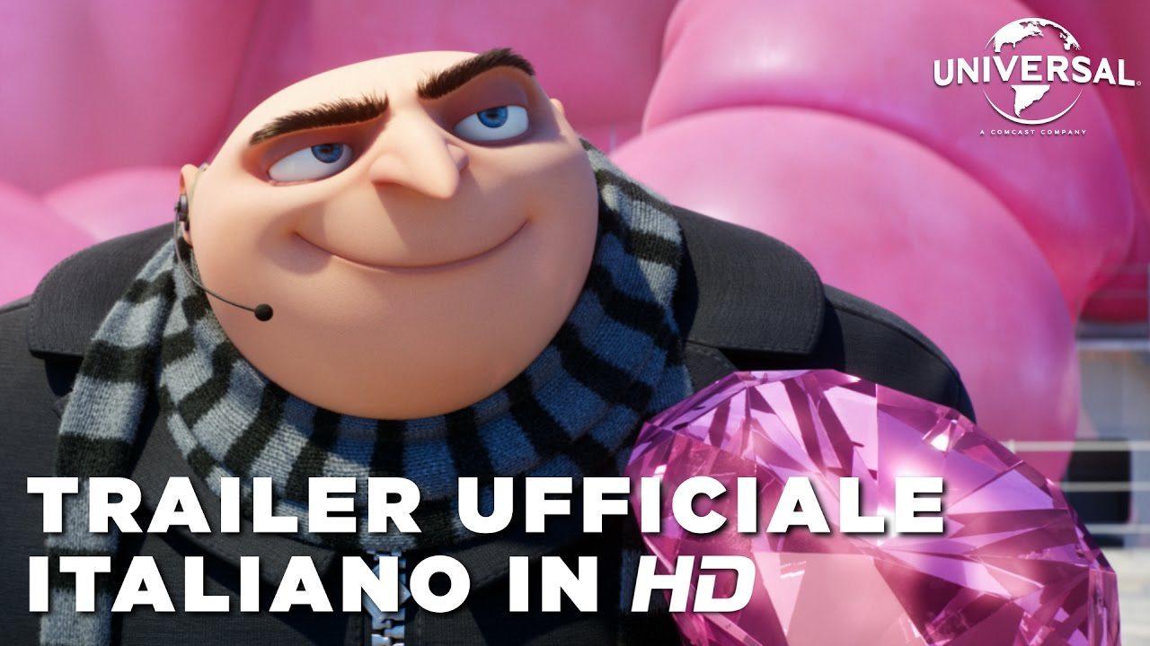 Cattivissimo me 3: ecco il primo teaser trailer (anche in italiano)