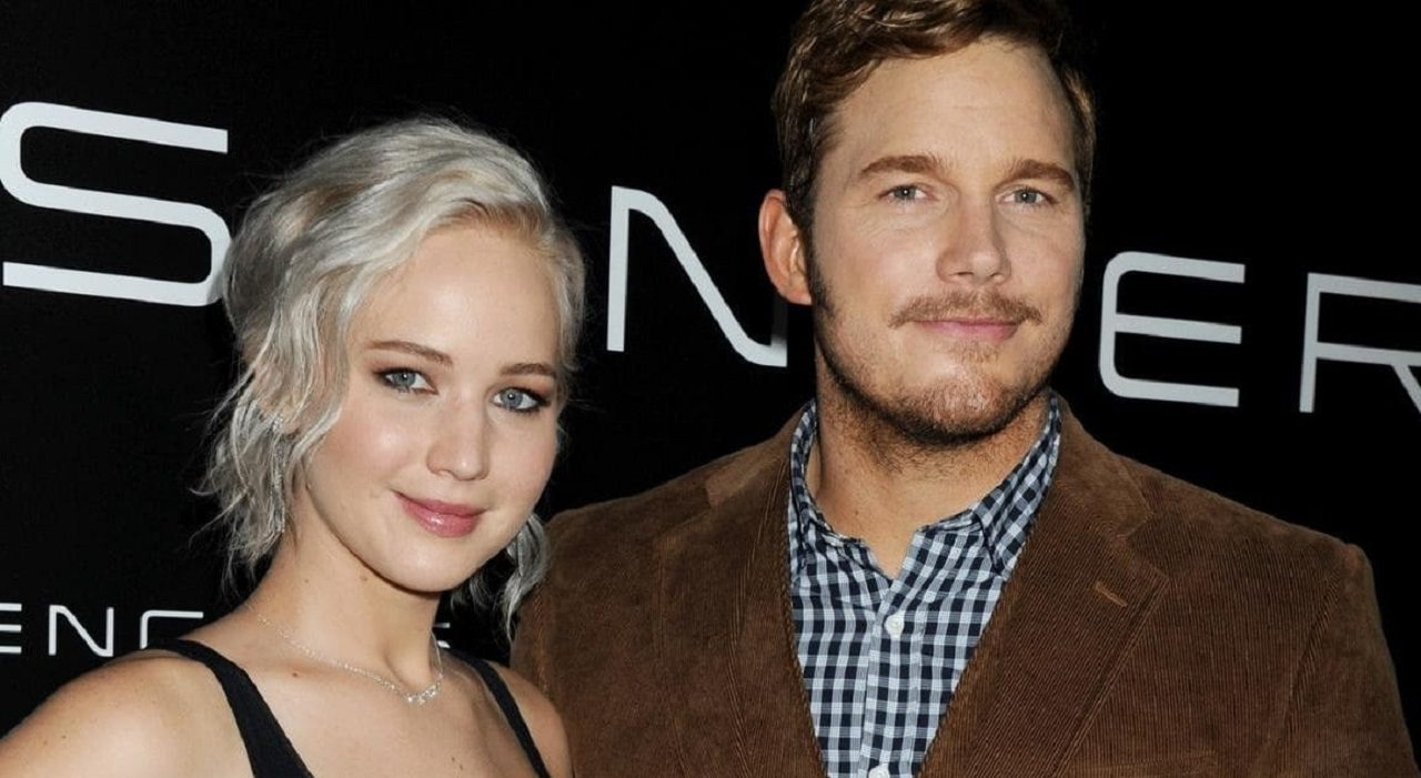 Jennifer Lawrence Vs. Chris Pratt in un'esilarante battaglia di insulti