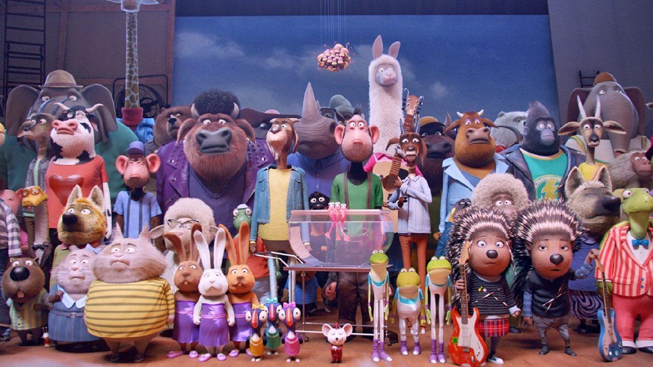 Sing recensione del film d animazione