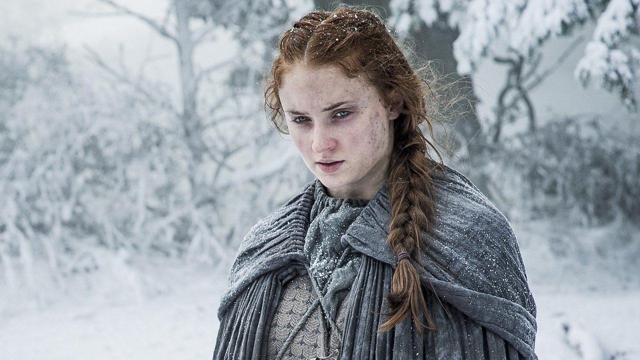 Sophie Turner parla di Sansa Stark Il trono di Spade 7 Cinematographe