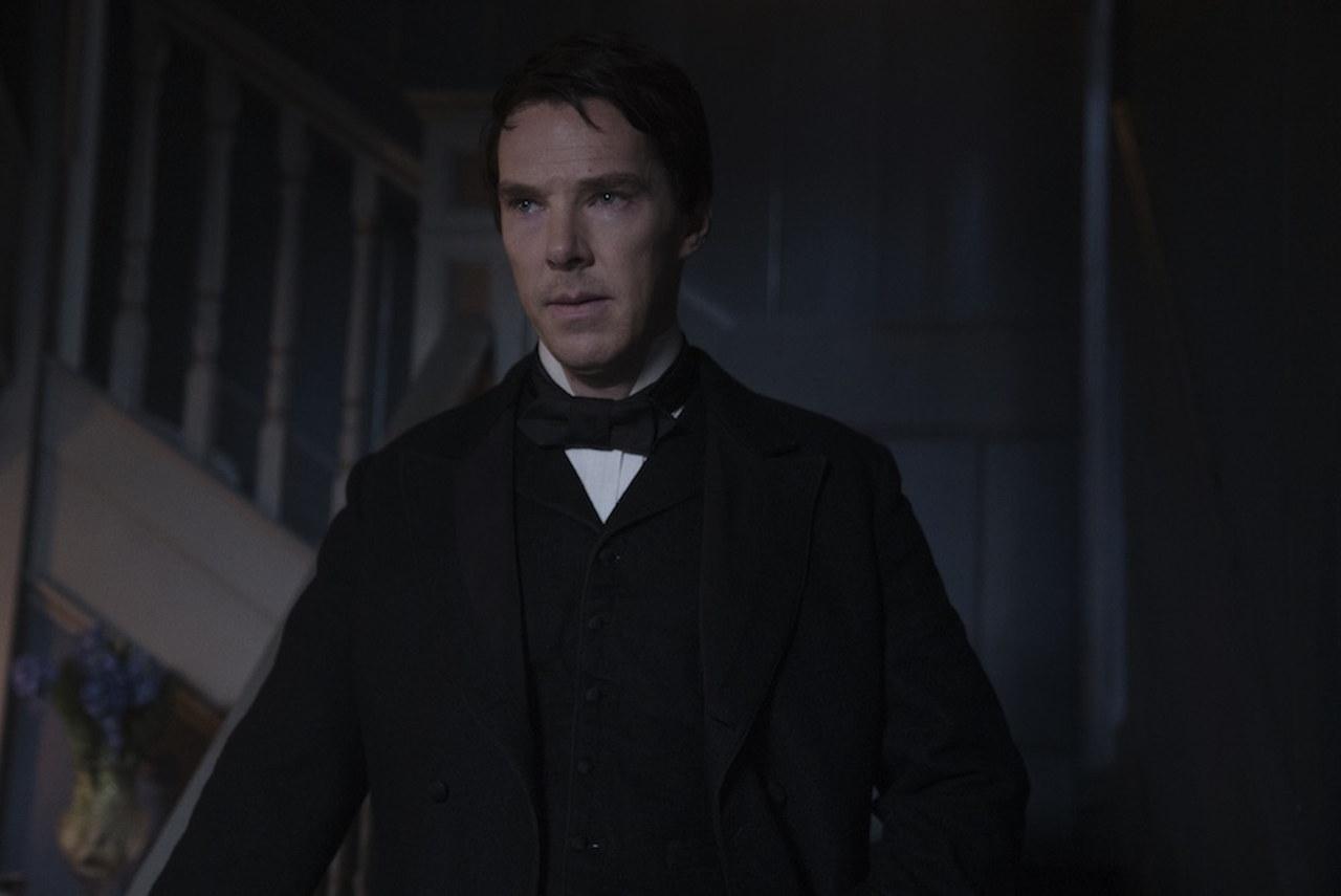 Benedict Cumberbatch è Thomas Edison nella prima foto da The Current War