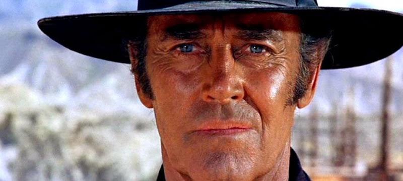 Henry Fonda C'era una volta il west