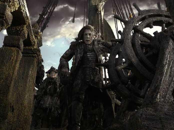 Pirati dei Caraibi 5: trailer e trama del film con Johnny Depp