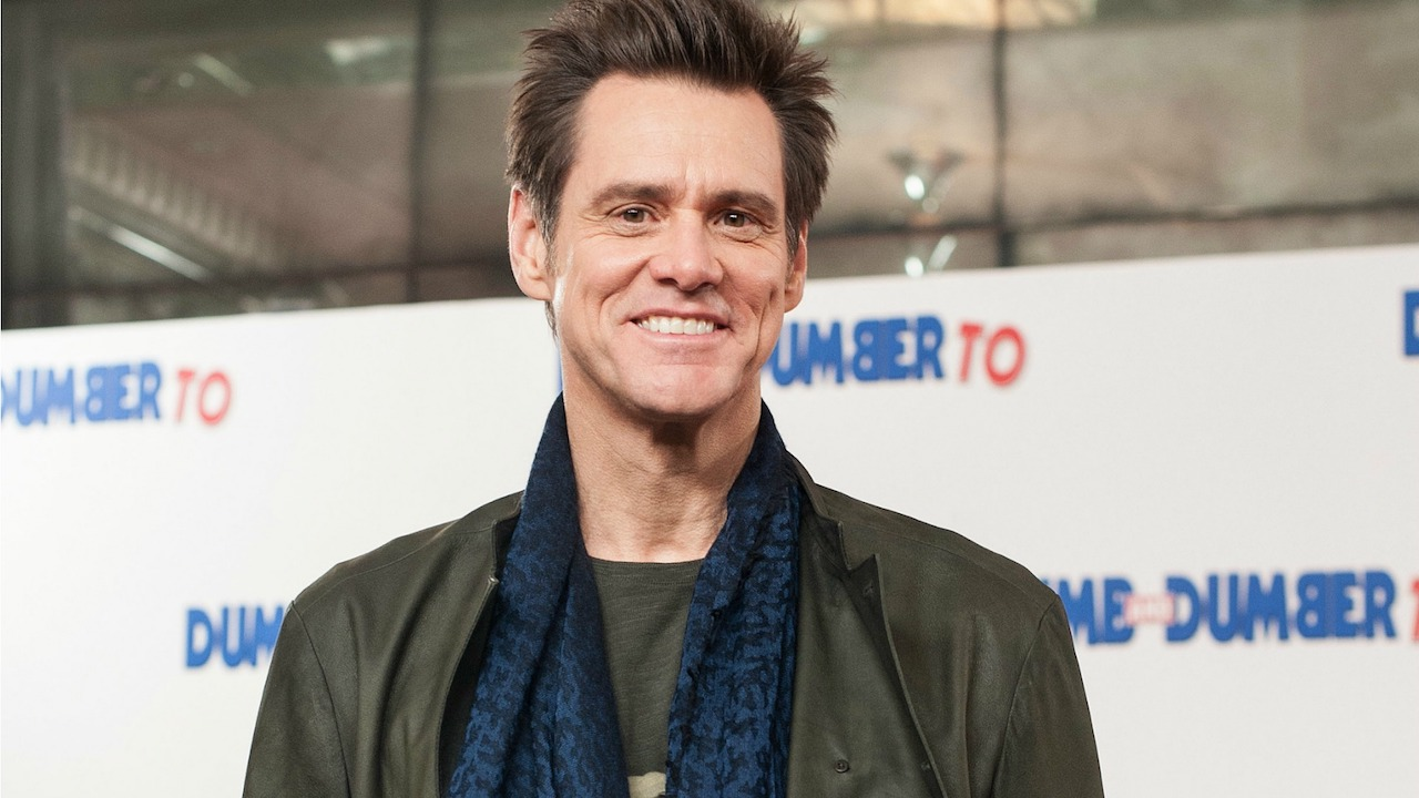 RE: Rate Jim Carrey, 47 in this video about ego...