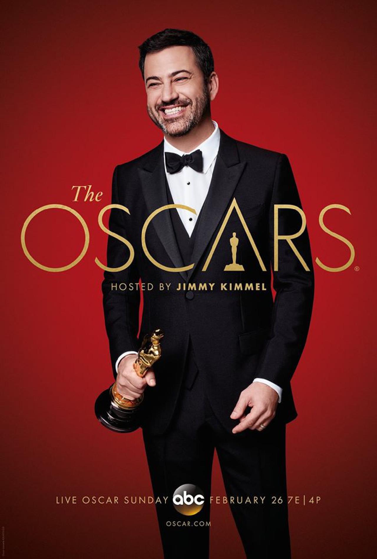 Jimmy Kimmel Oscar 2017